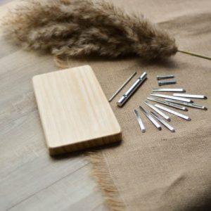DIY Kalimba 10 Keys in Pine 02