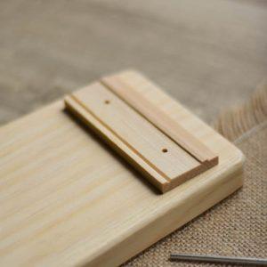DIY Kalimba 10 Keys in Pine 03