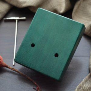Kalimba 17 Mahogany Album Green 05