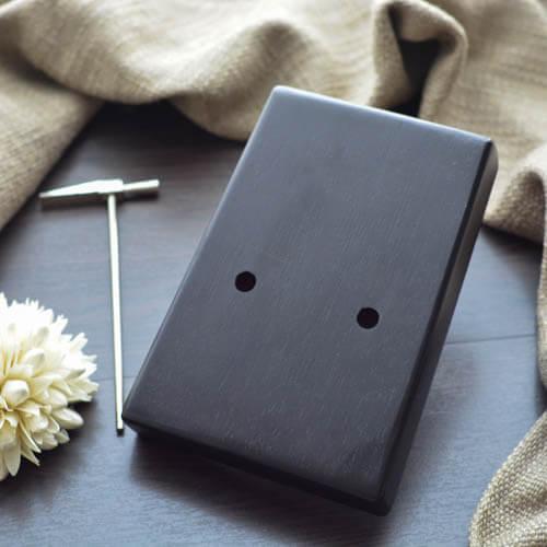 Kalimba 17 Mahogany Classical Black 07 1