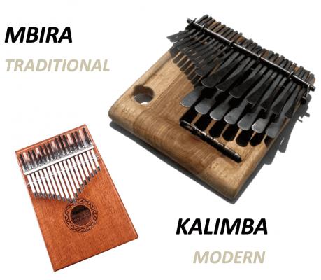 Kalimba VS Mbira