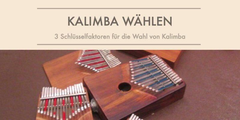 kalimba wählen