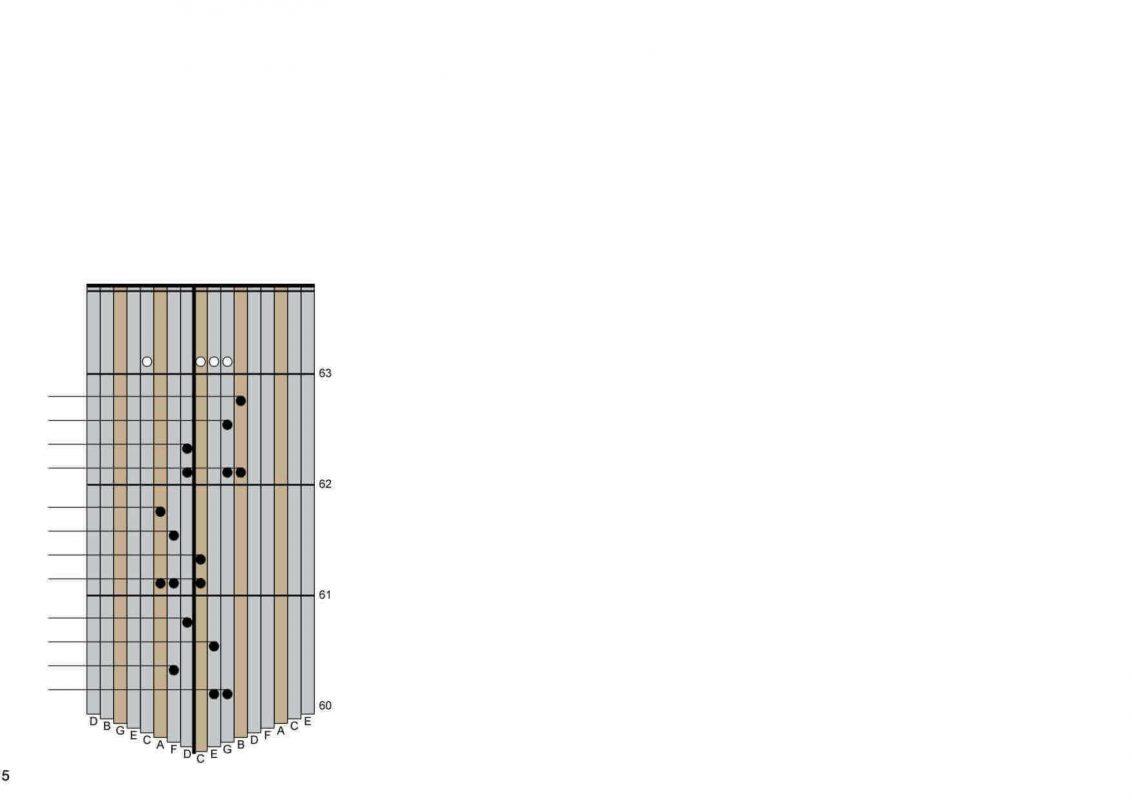 kalimba tab Canon in D_Pachelbel 5