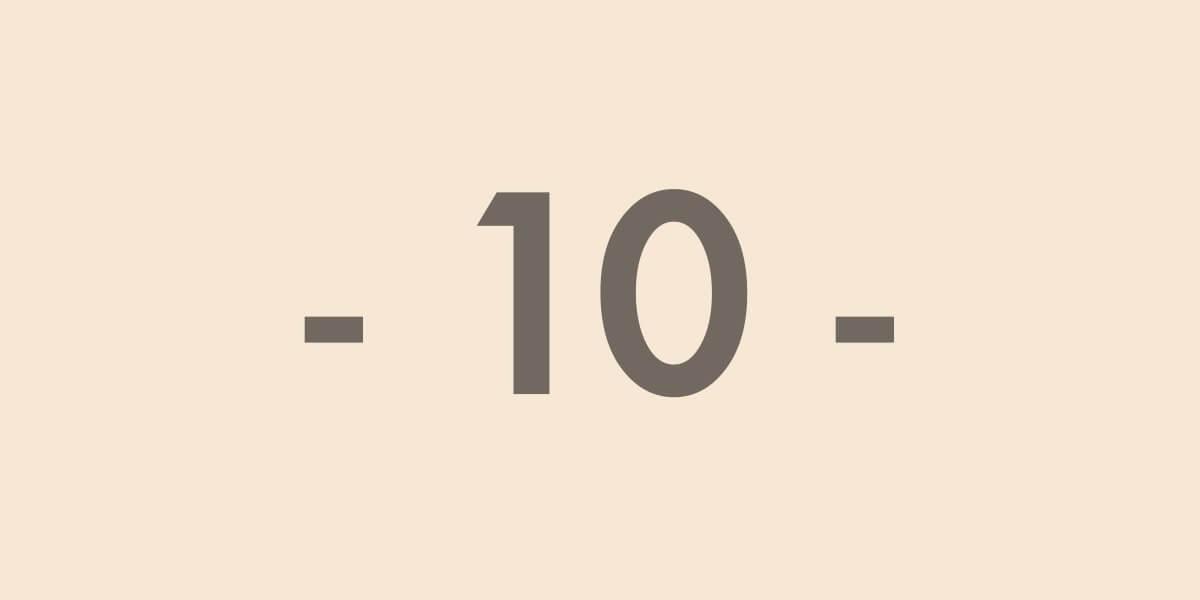 10 zungen kalimba noten