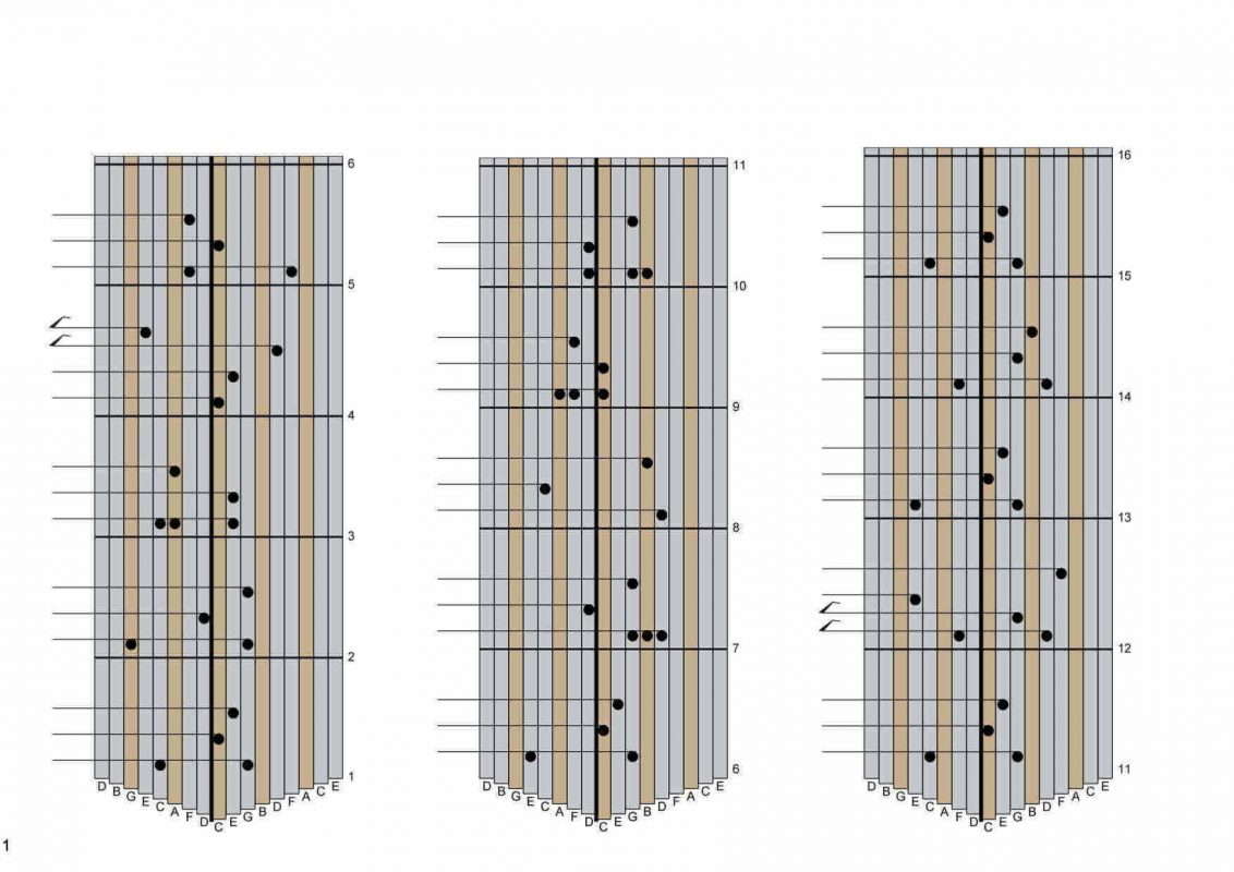 kalimba note cant help falling in love