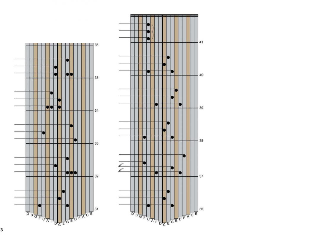 kalimba note cant help falling in love 3