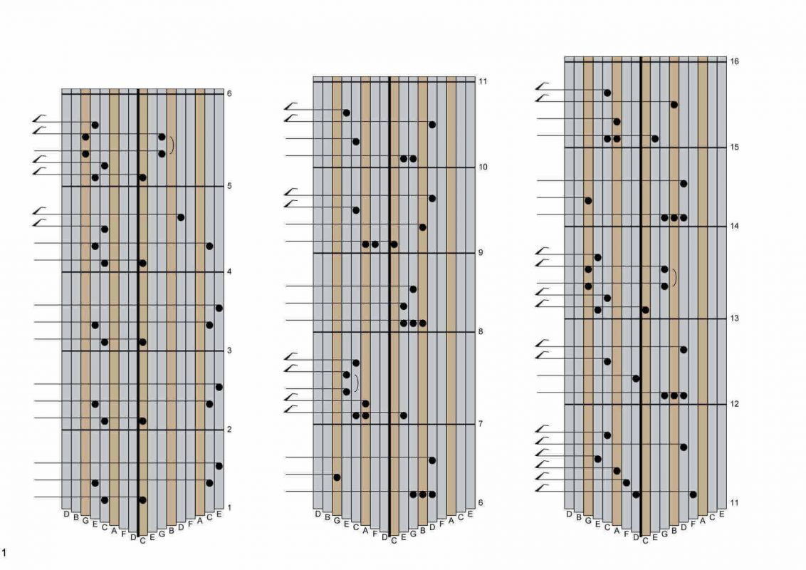 kalimba note Always with me 01