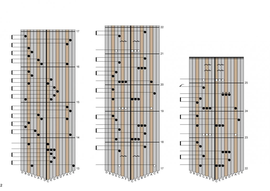 Kalimba Tab Down by the Salley Gardens 02